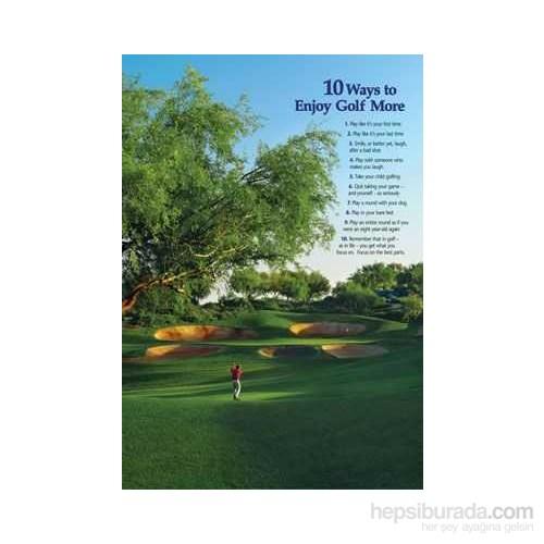 Golfers Soul (500 Parça Puzzle)