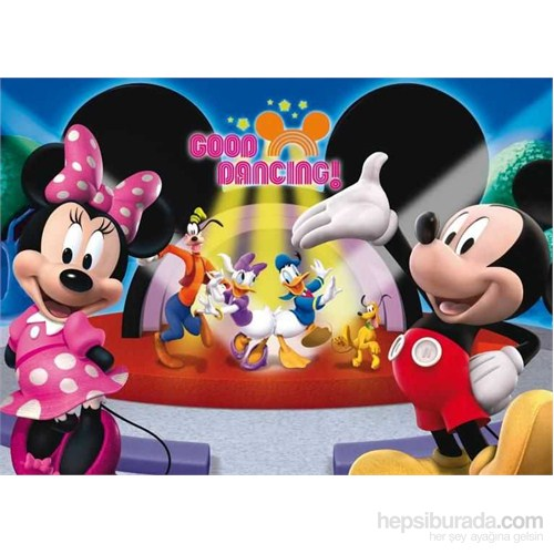Good Dancing Mickey Mouse (24 Parça,Maxi)