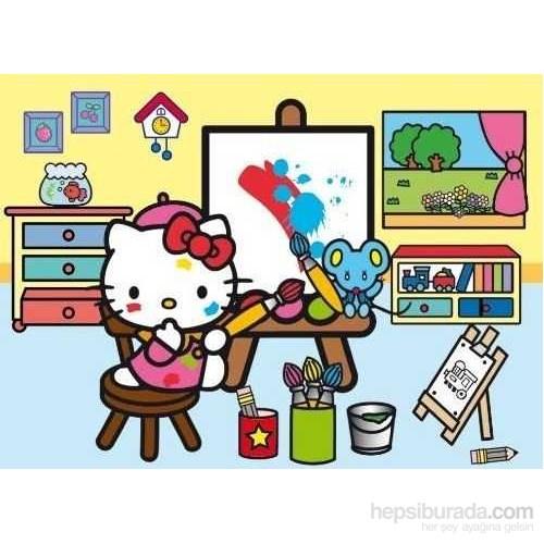 Hello Kitty, Artist, Happy Color (30 Parça, Maxi)