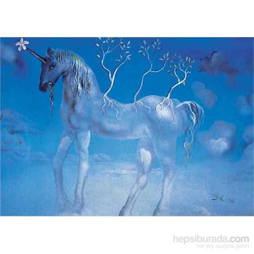 L'unicorne Allegre, Dali (1500 Parça Puzzle)