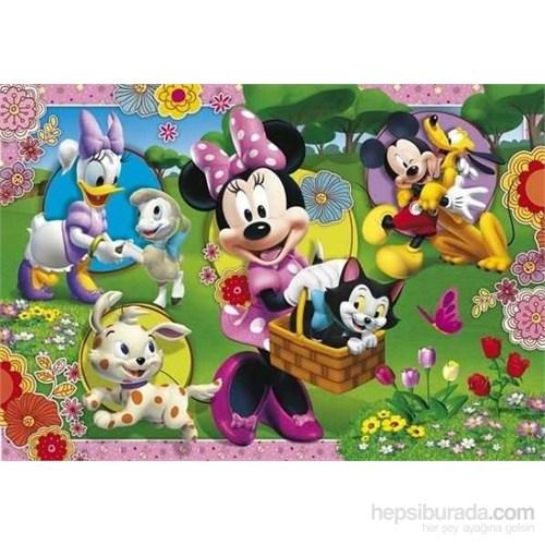 Minnie's Garden (104 Parça, Maxi)