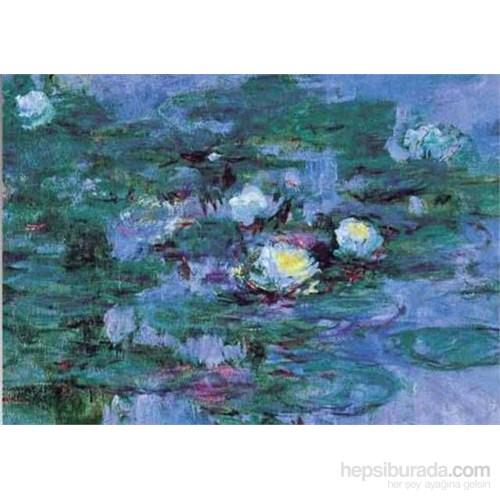 Nympheas, Monet (1500 Parça Puzzle)