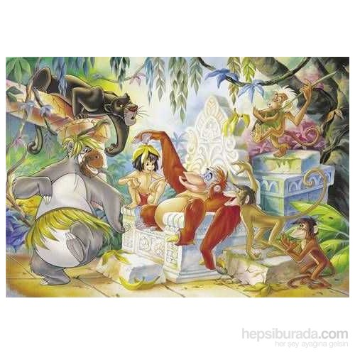 Orman Kitabı Süpermaxi Puzzle (12 Parça)