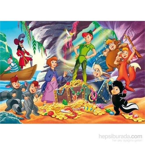 Peter Pan : The Treasure (250 Parça)