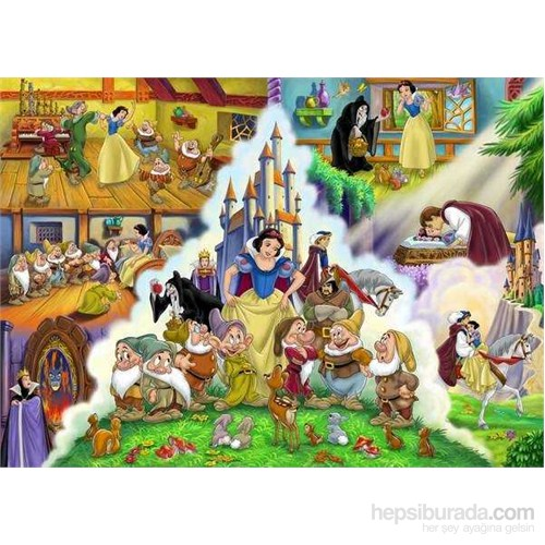 Snow White (150 Parça)