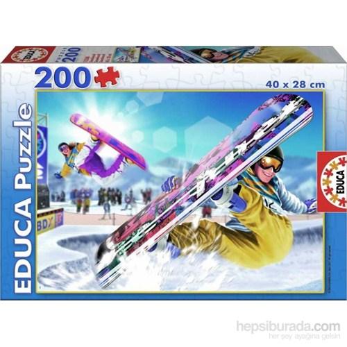 Snowboard (200 Parça)