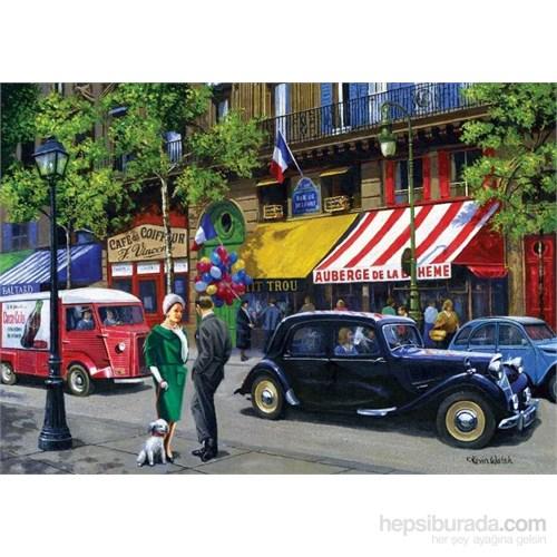 Streets Of Paris (2000 Parça Puzzle)