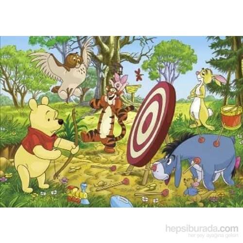 Winnie The Pooh Bow And Arrow (24 Parça Maxi)