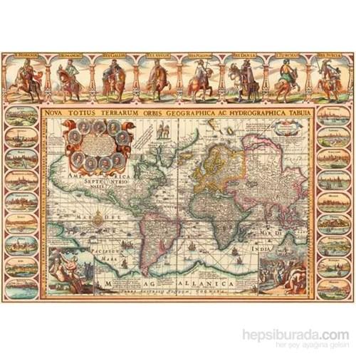 World Historical Map (2000 Parça Puzzle)