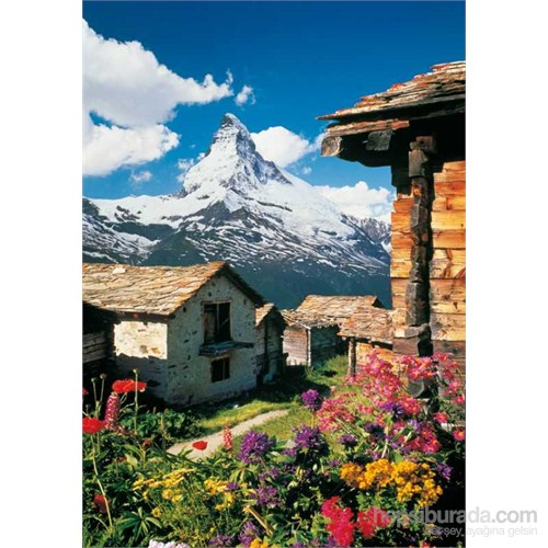Matterhorn (1500 Parça Puzzle)