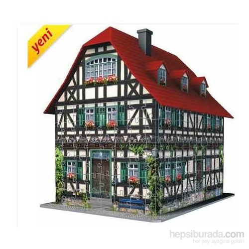 Ravensburger Çiftlik Evi 3D Puzzle