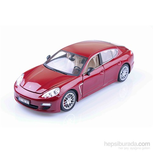 Motomax Bordo Porsche Panomera 4S 1/18 Die-cast Model Araç