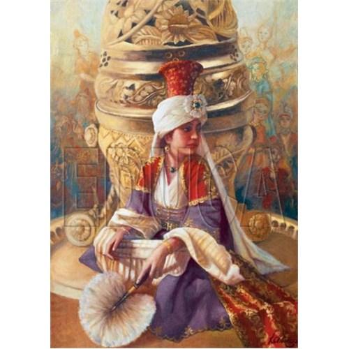Educa Puzzle Mahi Nigar Sultan Ve Buhurdan (1000 Parça)