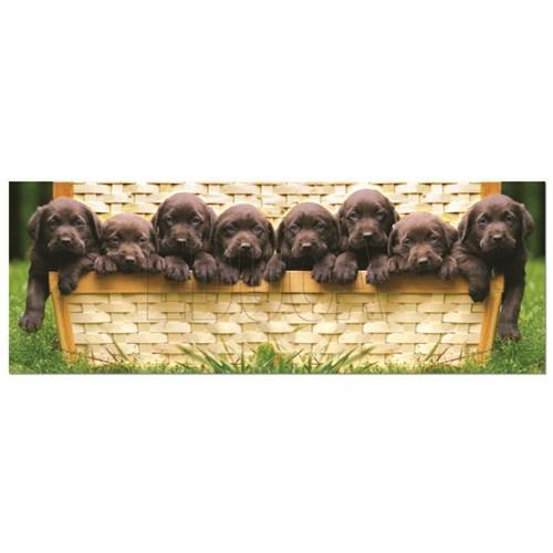 Educa Puzzle Puppies (1000 Parça)