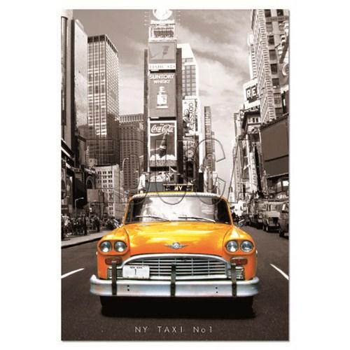 Educa Puzzle Taxi No. 1, New York (1000 Parça)
