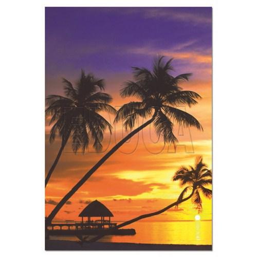 Educa Puzzle Sunset İn The Maldives (1000 Parça)