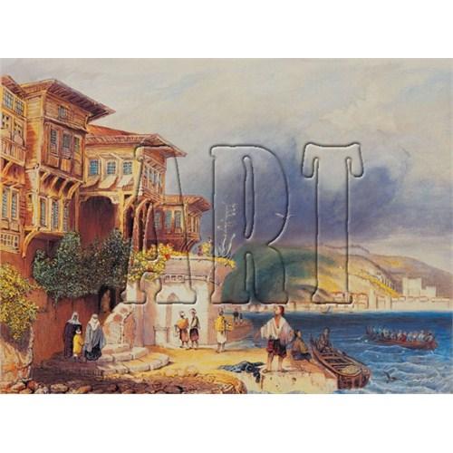 Art Puzzle Boğaziçinde Türk Evleri (1000 Parça)