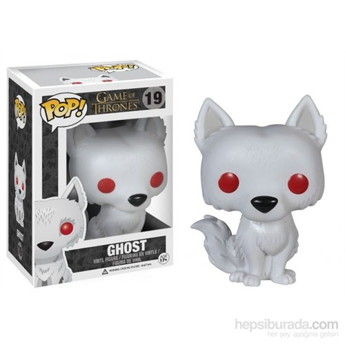 Funko Game of Thrones Ghost POP