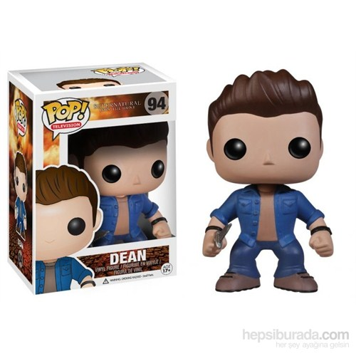 Funko Supernatural Dean POP