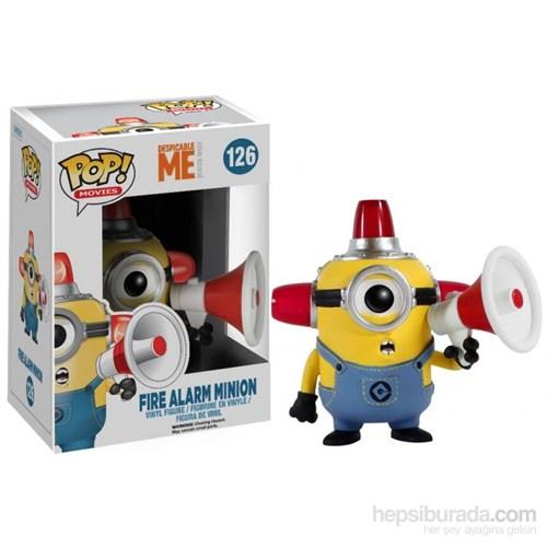 Funko Despicable Me 2 Fire Alarm Minion POP