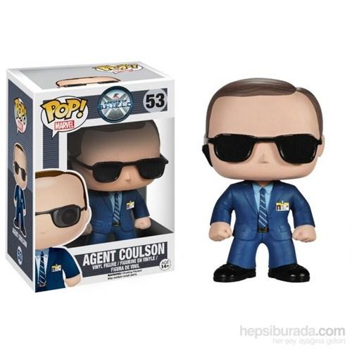 Funko Marvel S.H.I.E.L.D Agent Coulson POP