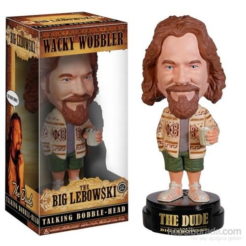 Funko The Big Lebowski The Dude Talking Wacky Wobbler