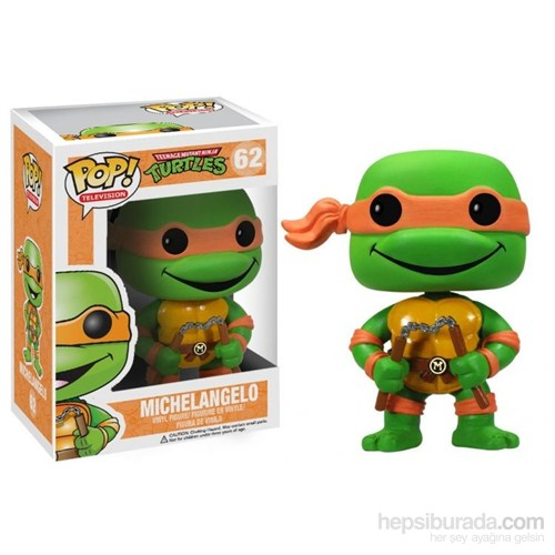 Funko TMNT Michelangelo POP