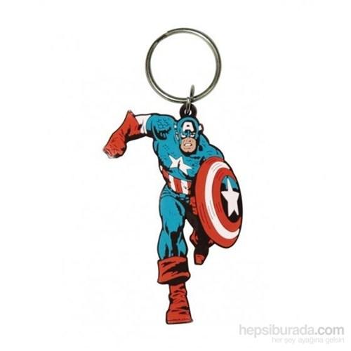 Captain America Anahtarlık