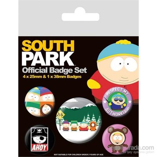 Rozet Seti - South Park BP80488