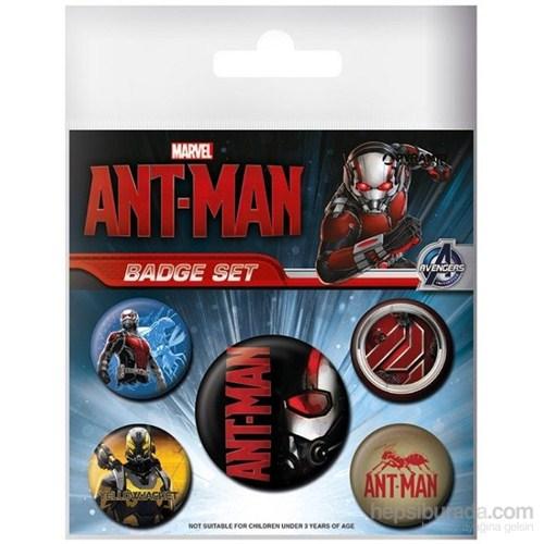 Ant-Man Rozet Seti