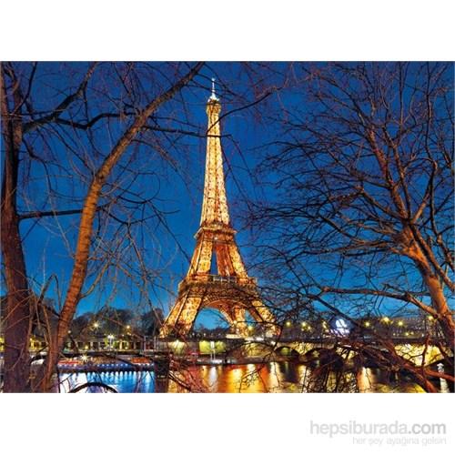Clementoni 32554 2000 Parça Paris Eyfel Kulesi Puzzle