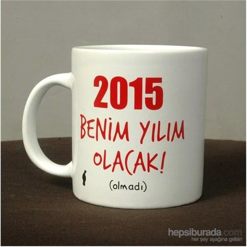 2015 Benim Yılım Olacak! - Kırmızı
