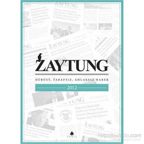 Zaytung Almanak 2012