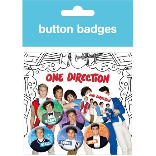 Rozet Seti - One Direction Cartoons