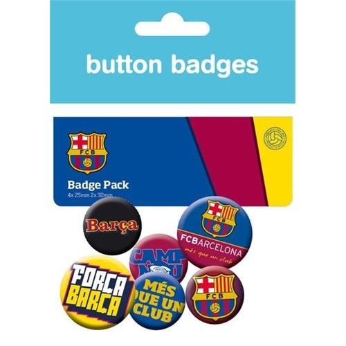 Rozet Seti - Barcelona Crests