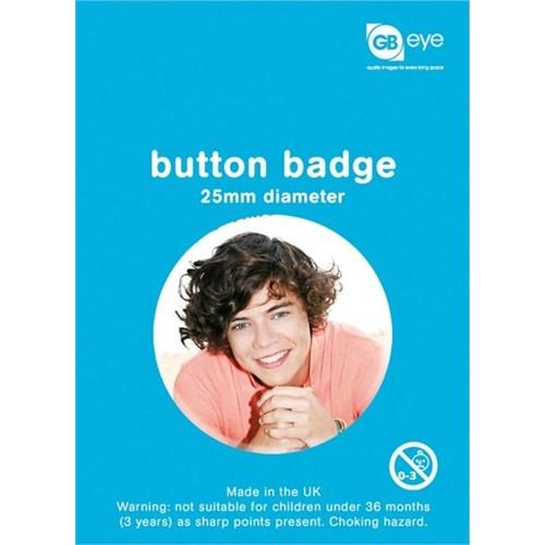 Rozet - One Direction Harry