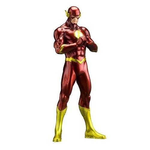 Kotobukiya The Flash New 52 Artfx+ Action Figure