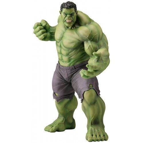 Kotobukiya Hulk Artfx+ Heykeli
