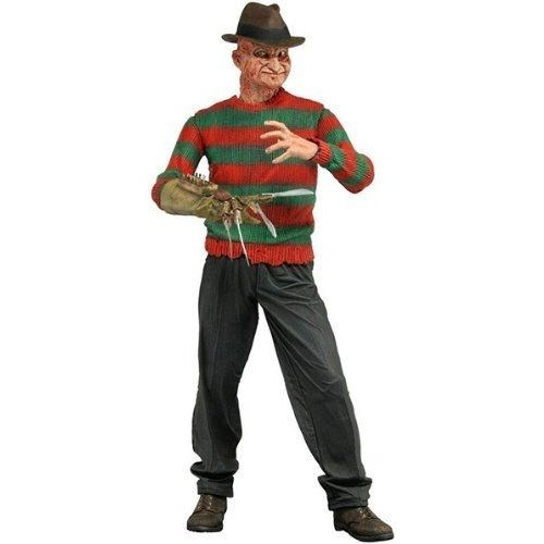 Neca Freddy Krueger A Nightmare On Elm Street Seri 4 Power Glove Freddy 7 İnch Action Figure