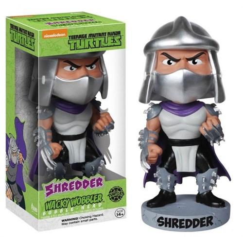 Funko Tmnt Shredder Wacky Wobbler