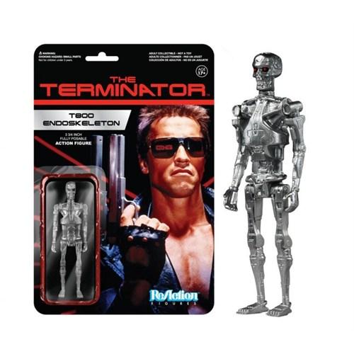 Funko Reaction Terminator T800 Endoskeleton