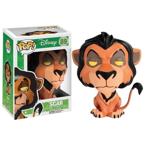 Funko Disney Lion King Scar Pop