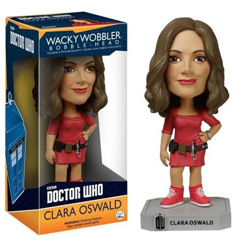 Funko Doctor Who Clara Oswald Wacky Wobbler