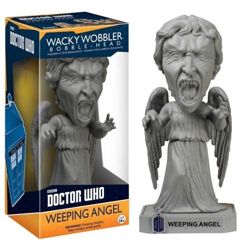 Funko Doctor Who Weeping Angel Wacky Wobbler