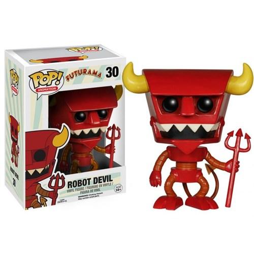 Funko Futurama Robot Devil Pop