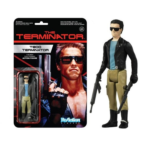 Funko Reaction Terminator T 800
