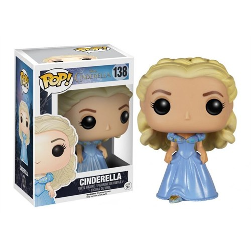 Funko Disney Cinderella (Live Action) Cinderella Pop