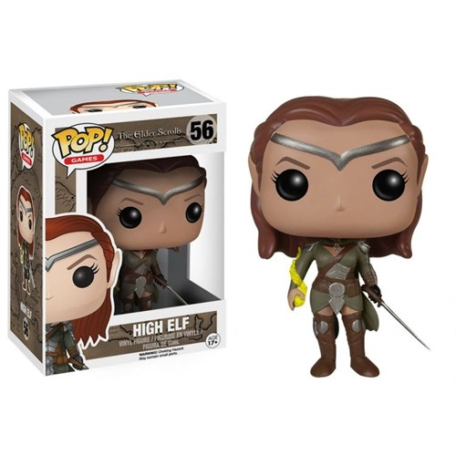 Funko Games Elder Scrolls High Elf Pop