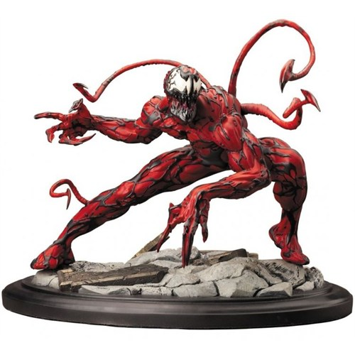 Kotobukiya Maximum Carnage Fine Art Statue