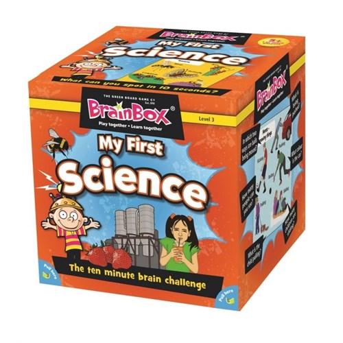Brainbox Bilimle İlk Tanışmam Hafıza Oyunu
